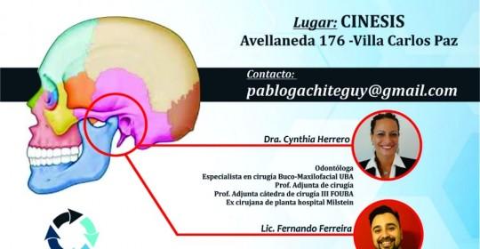 Diagnostico y Tratamiento de disfunciones de ATM 28 y 29 de Septiembre 2019 Villa Carlos Paz – Cordoba – Argentina